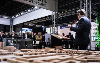 Positieve vibe op Nieuwbouw/Verbouw XL 2017